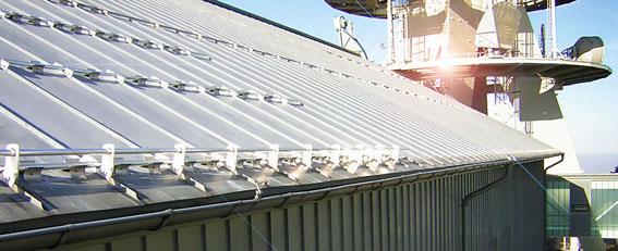 Bild vom Dach