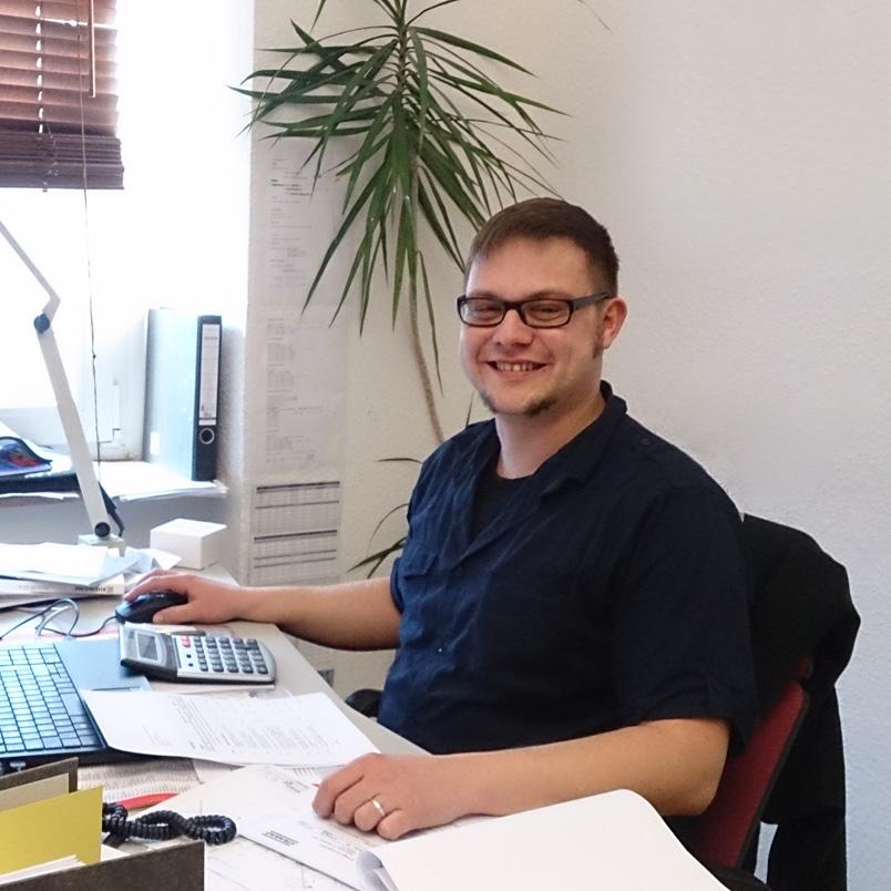 Kaufmännischer Angestellter Kai-Christian Frank