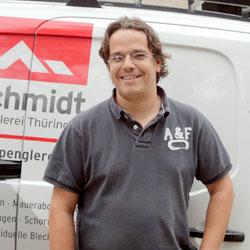 Geschäftsführer Thomas Schmidt