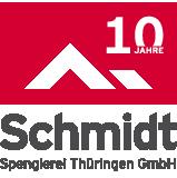 Logo, 10 Jahre Schmidt Spenglerei Thüringen GmbH